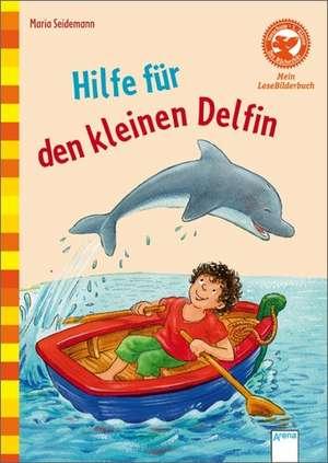Hilfe fuer den kleinen Delfin
