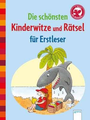 Die schönsten Kinderwitze und Rätsel für Erstleser de Ulrike Kaup
