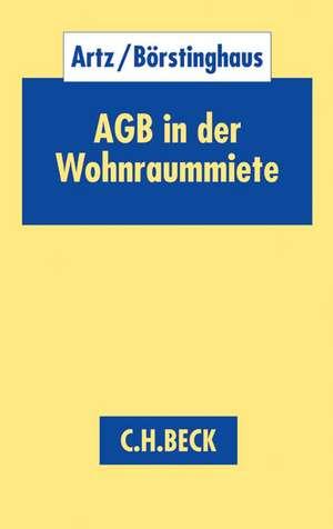 AGB in der Wohnraummiete