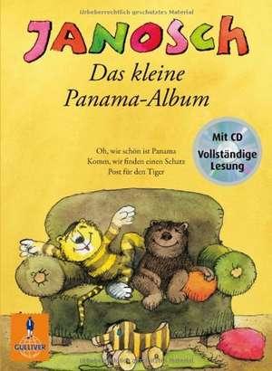 Das kleine Panama-Album de  Janosch