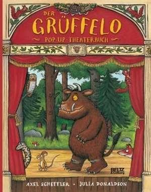 Der Grueffelo. Pop-up-Theaterbuch