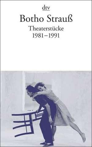 Theaterstuecke 2. 1981 - 1991