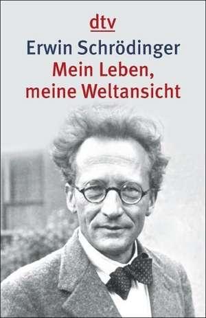 Mein Leben, meine Weltansicht de Erwin Schrödinger