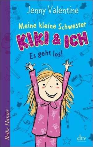 Meine kleine Schwester Kiki und ich 01. Es geht los!
