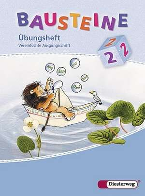 Bausteine UEbungsheft 2. Vereinfachte Ausgangsschrift VA. Nordrhein-Westfalen