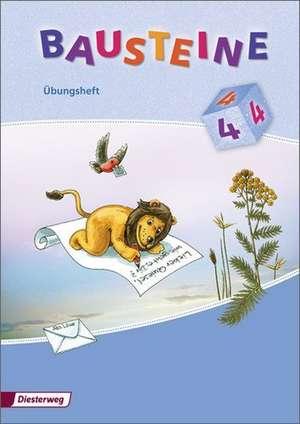 Bausteine Sprachbuch 4. UEbungshefte lateinische Terminologie 2008. Allgemeine Ausgabe und Ausgabe Baden-Wuerttemberg