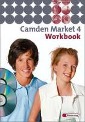 Camden 4. Workbook 4 mit Multimedia-Sprachtrainer und CD