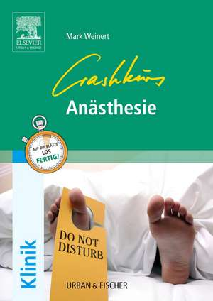 Crashkurs Anaesthesie