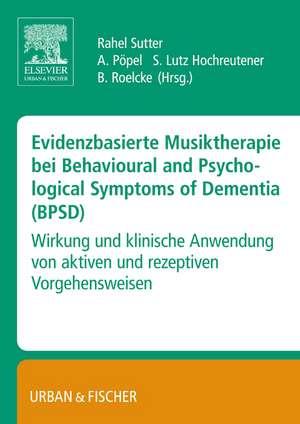 Evidenzbasierte Musiktherapie bei BPSD