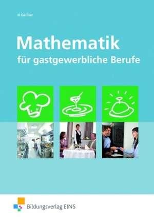Mathematik fuer gastgewerbliche Berufe