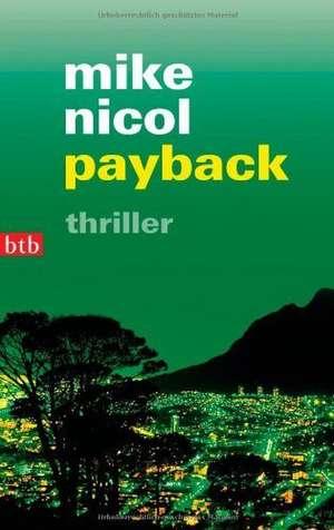 payback de Mike Nicol