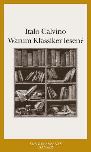 Warum Klassiker lesen?