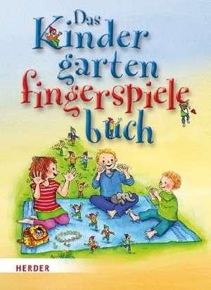 Das Kindergartenfingerspielebuch de Ingrid Biermann