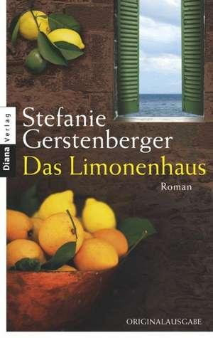Das Limonenhaus de Stefanie Gerstenberger