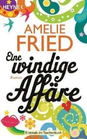 Eine windige Affäre de Amelie Fried