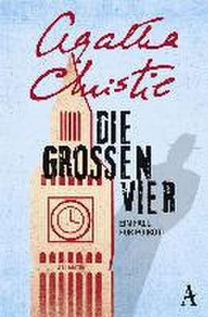 Die großen Vier de Agatha Christie