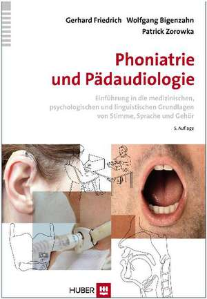 Phoniatrie und Paedaudiologie