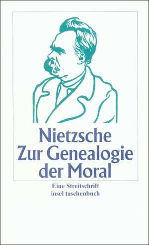 Zur Genealogie der Moral de Friedrich Nietzsche