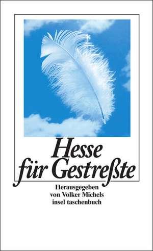 Hesse fuer Gestresste