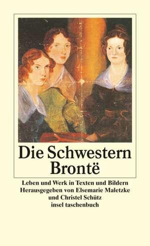 Die Schwestern Brontë de Elsemarie Maletzke
