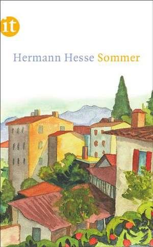 Sommer de Hermann Hesse