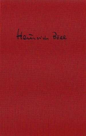 Heinrich Boell Werke. Band 4