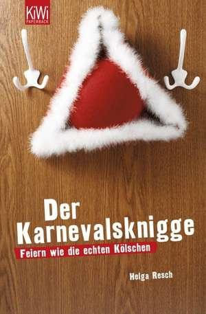 Der Karnevalsknigge de Helga Resch