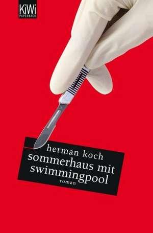 Sommerhaus mit Swimmingpool de Herman Koch