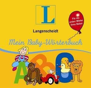 Langenscheidt Mein Baby-Wörterbuch