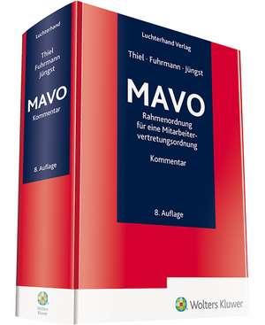 MAVO - Kommentar de Adolf Thiel