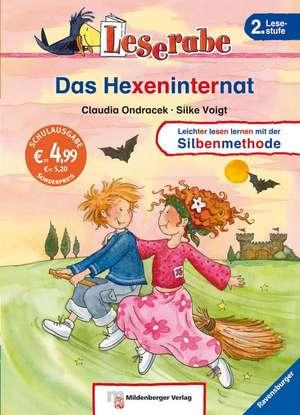 Leserabe mit Mildenberger. Das Hexeninternat de Claudia Ondracek