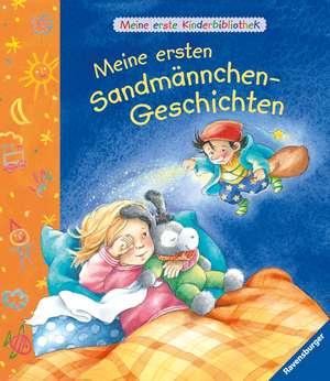 Meine ersten Sandmännchen-Geschichten de Hannelore Dierks