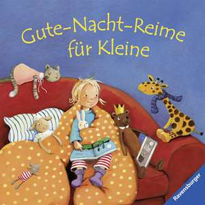 Gute-Nacht-Reime für Kleine de Bernd Penners