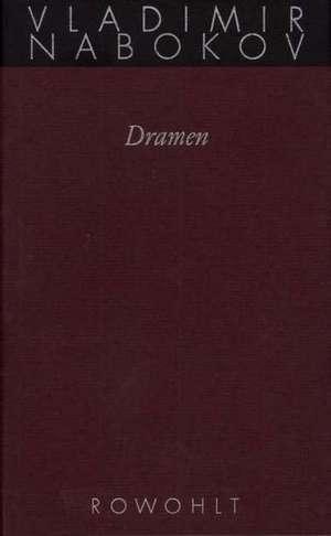 Gesammelte Werke, 15.1. Dramen