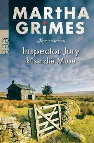 Inspector Jury kuesst die Muse