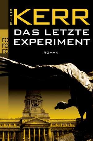 Das letzte Experiment
