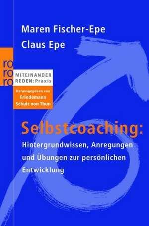 Selbstcoaching de Maren Fischer-Epe