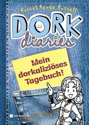 DORK Diaries - Mein dorkalizioeses Tagebuch!