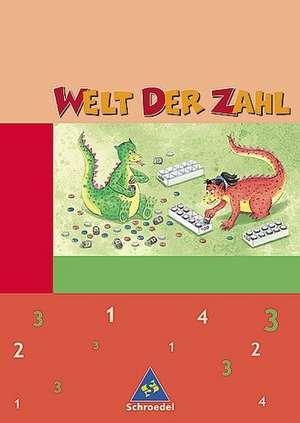 Welt der Zahl 3 Schülerband - Neubearbeitung / Berlin, Brandenburg, Mecklenburg-Vorpommern, Thüringen