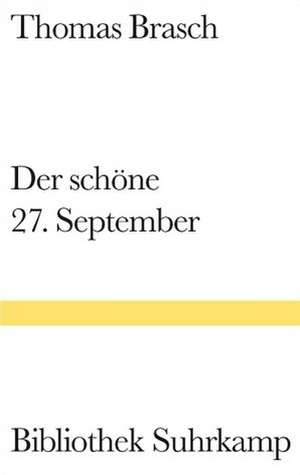 Der schoene 27. September