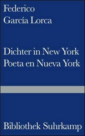 Dichter in New York