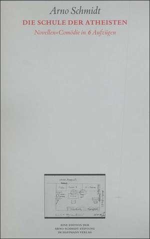 Bargfelder Ausgabe. Studienausgabe. Werkgruppe 4, Band 2