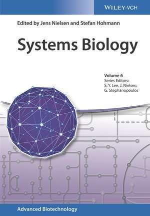 Systems Biology de Jens Nielsen