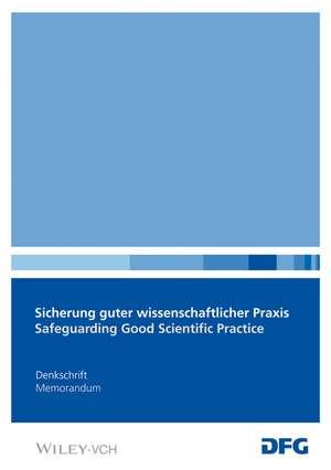 Sicherung Guter Wissenschaftlicher Praxis