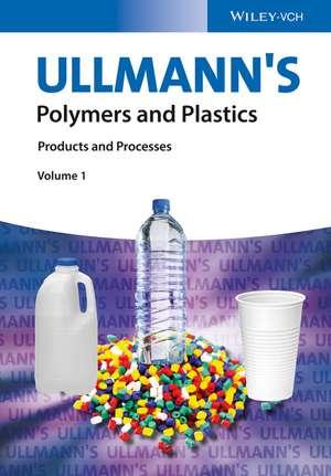 Ullmann′s Polymers and Plastics