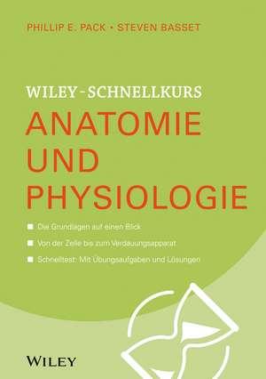Wiley–Schnellkurs Anatomie und Physiologie