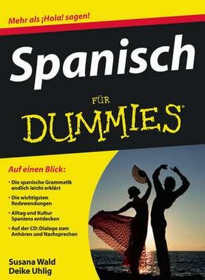 Spanisch fuer Dummies