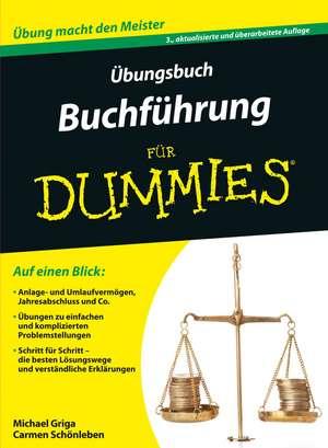 UEbungsbuch Buchfuehrung fuer Dummies