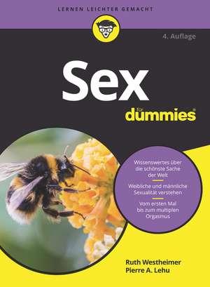 Sex für Dummies de Dr. Ruth K. Westheimer
