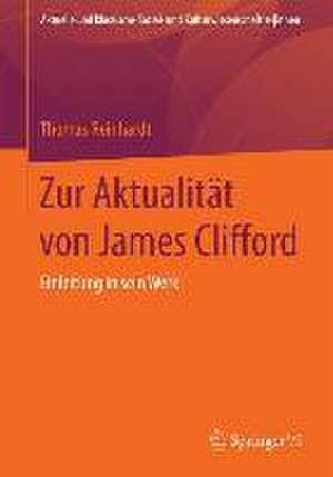 Zur Aktualitaet von James Clifford